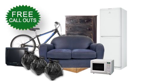 House Clearance - Free Call Outs