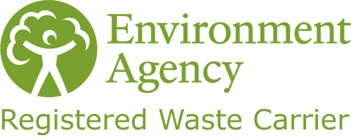 We are a registered waste carrier