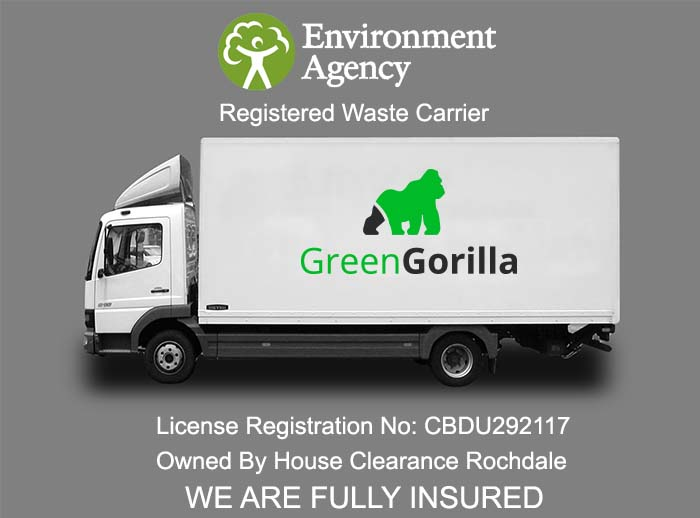 House Clearance Registered Waste Carrier